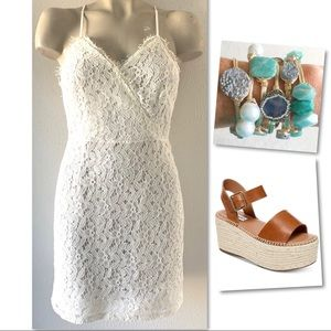 Urban Outfitters Dresses - Urban Outfitters Kimchi Lace Dress